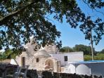 Trullo, shade, private pool - all yours!