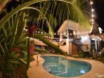 Tropical Beach/Surf House,  12 persons, Villa Santa Teresa beach