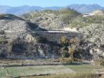 Vistas panorámicas de la Casa Rural Ortega Rubio