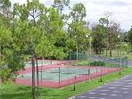 Fox Haven Tennis and Pickleball Courts