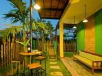 Garden Bar (Terra Banana Room)