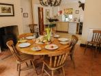 Large spacious country kitchen