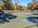 2 Tennis courts available!