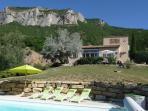 villa indépendante piscine chauffée