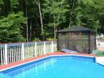 your own private inground pool