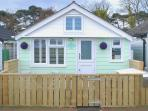 Salad Days Dunster Luxury Beach Hut