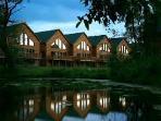 Building Exterior - Beautiful Water Front