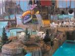 Grand Bear Resort Indoor Waterpark