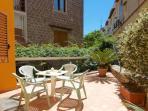 15 La Quiete private terrace