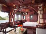 Royal Suite Cabin with Balcony - 28 m2