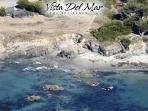 One of The Sea Ranch's favorite beaches is right below Vista Del Mar.