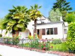 Villa panoramica in un oasi di pace tra il lago di Garda e il lago di Tenn o.