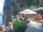 Paleokastritsa bar