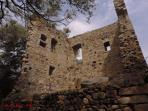 Baldu castle
