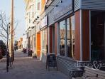 4 min walk: Shops, cafes and restaurants of Hintonburg