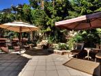 Resort-like Patio