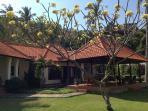 Main villa & bale
