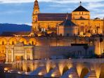 Alhambra is about 2 hours drive. Remember to book before you travel