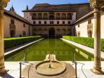 Alhambra. Remember to book in advance