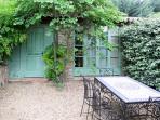Entrée de notre suite Provençale