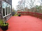 Lower side deck