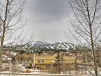 This condo is completely surrounded by all of Breckenridge's beauty.