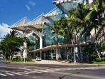 WALKING DISTANCE TO THE HONOLULU CONVENTION CENTER.