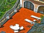 11 Cactus private terrace