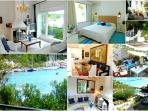 Bay Boutique Cottage on the Waterfront of the picturesque village of Gaios, Paxos. Greece