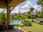 Toraja Pavilion terrasse