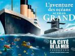 Cité de la mer à Cherbourg