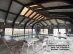 Heated Indoor Pool in Clubhouse; Sauna, Gym & Hot Tub also located here.