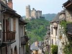 Najac...breathtaking and a firm favourite with our guests.