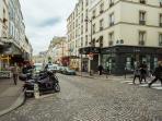 Street Montmartre