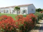 2 bedroom villa in South of France near the fabulous beaches of La Grand Motte swimming pool on site