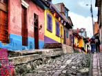 Let´s EXPLORE Candelaria, the place  that keeps the magic of the colonial era...
