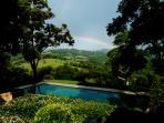 Rainbows and Sunny days at Riverbend Byron Hinterland Retreat