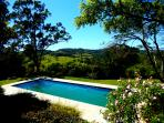 Sunny days, beautiful views, time for a swim at Riverbend Byron  Hinterland Retreat