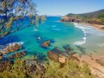 Secret Beaches that we will share with you are near by to Riverbend Byron Hinterland Retreat