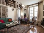 Romantic loft with sicilian charm- terrace/chemney