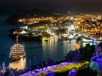 Dubrovnik in the night
