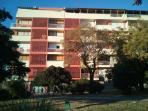 Außenansicht vom  Wohngebäude