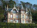 Une maison des bords de Seine