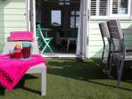 Back Garden Salad Days Dunster