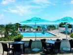 Arlen Beach Café is next door to the Pavilion!
