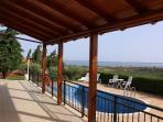 Pool area / Terrace