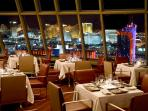 Aliza a French Restaurant on top of Palms Casino