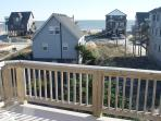 View from the deck, walking distance to fishing peer