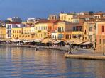 Marvelous town of Chania