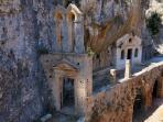 Katholiko monastery